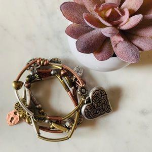 Premier Designs Stack Bracelets